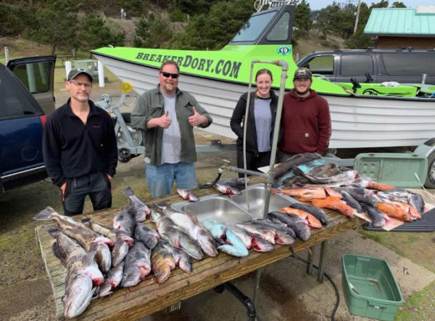 Pacific City Dory Fishing Charters